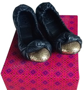 Tory Burch New Black Flats