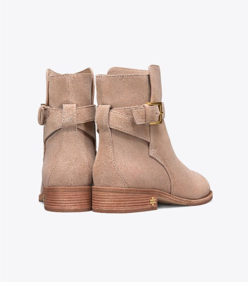 973d1367336 ... Tory Burch Perfect Perfect Perfect Sand Brooke Ankle Boots Booties Size  US 7 Regular ...