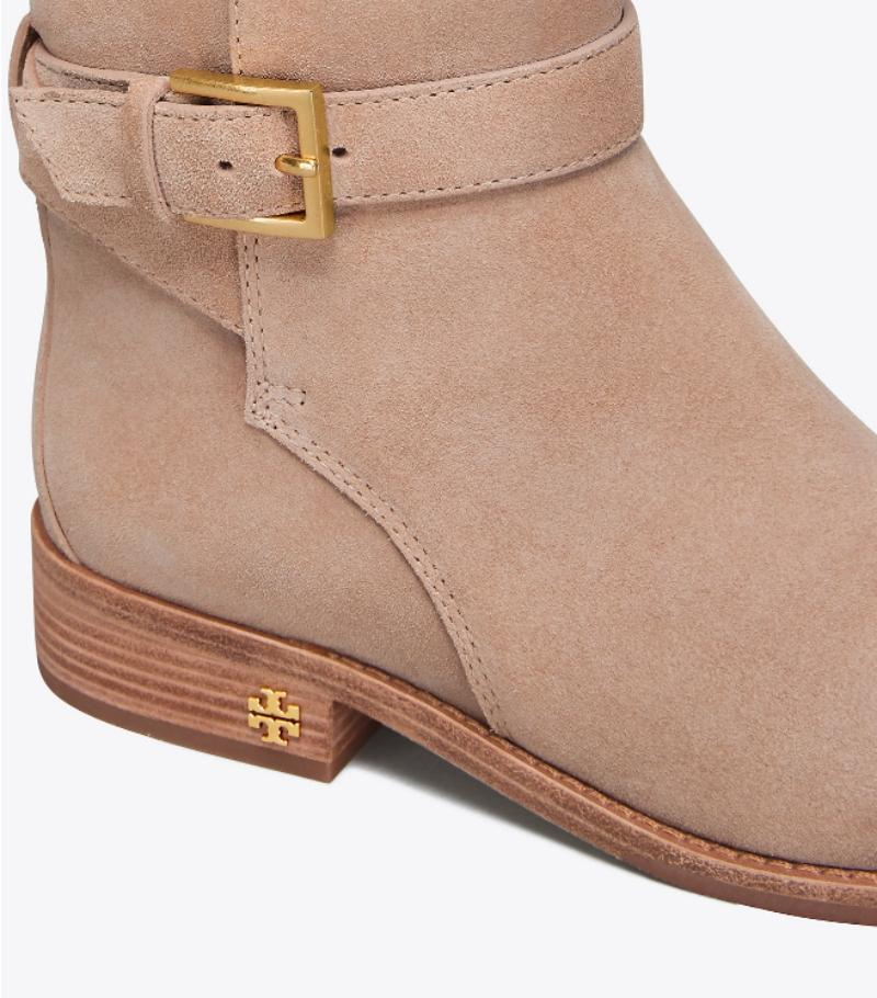 be51a39afb7e ... Tory Burch Perfect Perfect Perfect Sand Brooke Ankle Boots Booties Size  US 7 Regular (