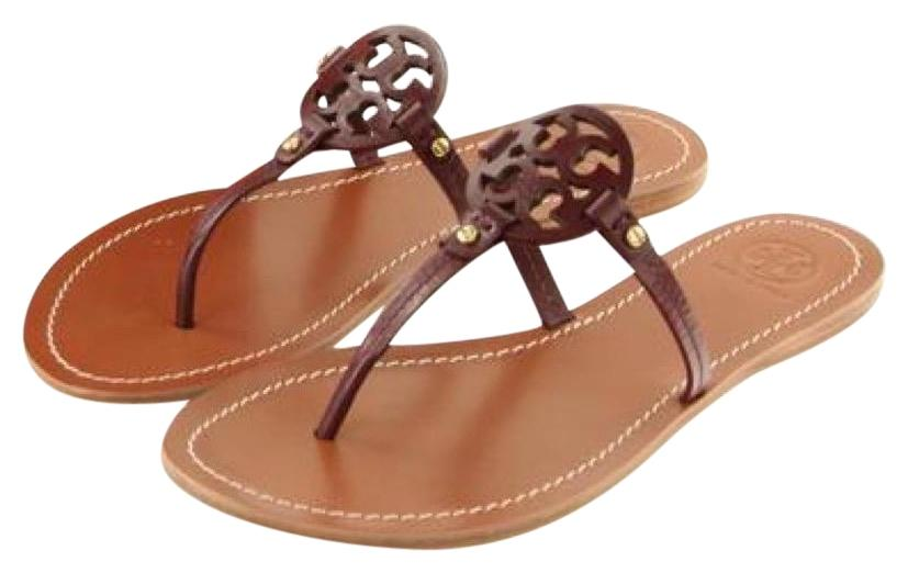 c851a83eb92a Tory Burch Red End-of-summer-sale Mini Miller Sandals Size US US US ...