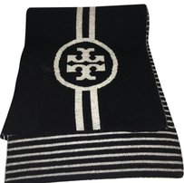Tory Burch Reversible striped scarf