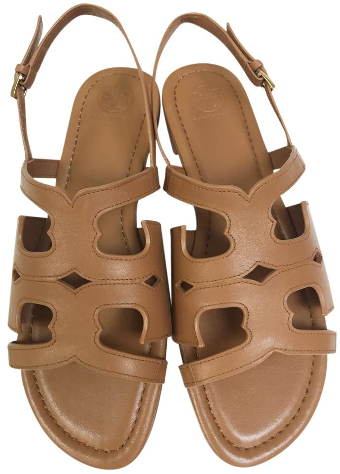Tory Burch royal tan Sandals ...