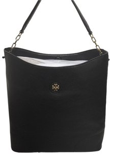Tory Burch Leather Whipstitch Shoulder Bag