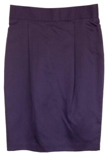 Tory Burch Skirt Purple