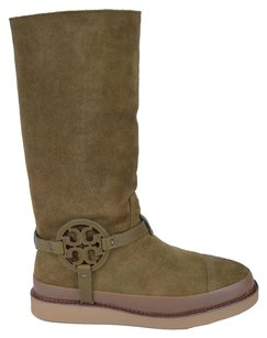 Tory Burch Snow Green Boots
