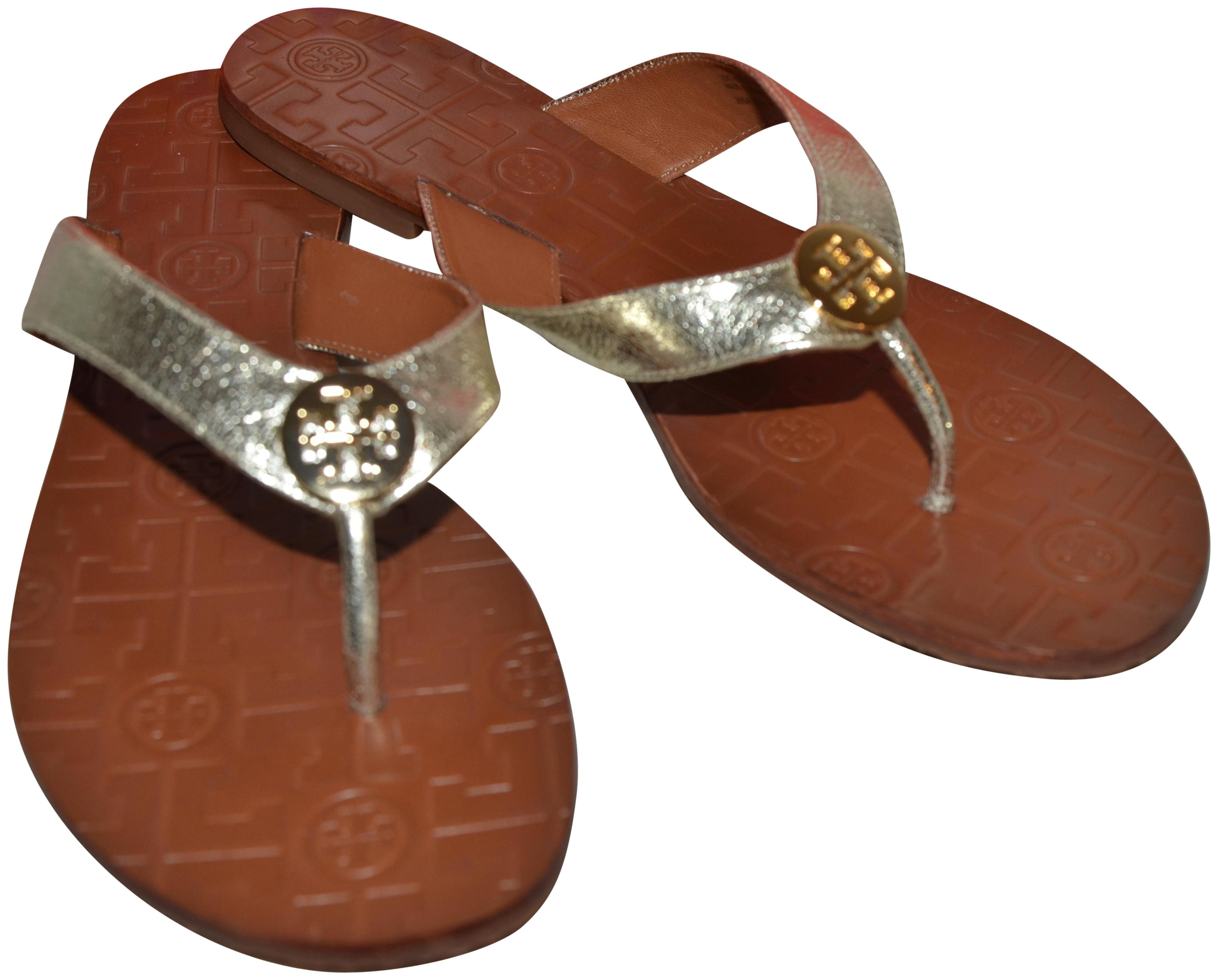 b717d4f73404c2 cheapest lyst tory burch thora thong sandal in metallic ad82d 6eefd  low  price tory burch flip flops spark gold sandals. 1234567 fa4d9 a794d