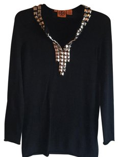 Tory Burch Studded Embellished Party Sparkle Tunic