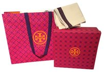 Tory Burch Tory Burch Gift Bag, Shoe Box, Dust Bag and Tissue Paper