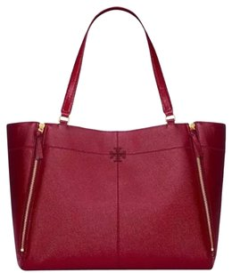 Tory Burch Tote in scarlet red
