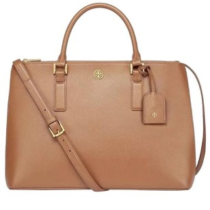 Tory Burch Tote in Tiger Eye