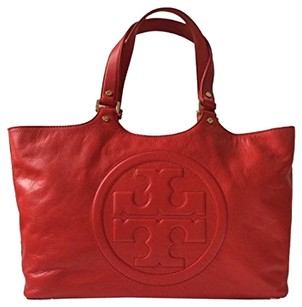 Tory Burch Tote in Tory Red