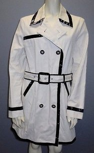 Tory Burch Cotton Trench Coat