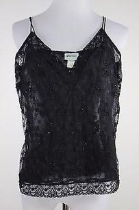 Tracy Reese Womens Top Black