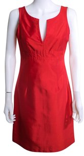 Trina Turk Silk Designer Los Angeles Dress