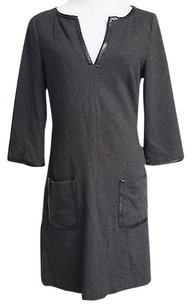 Trina Turk short dress Gray Tunic on Tradesy