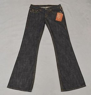 True Religion Bobby Made In Usa Ci500om Flare Leg Jeans