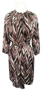 Brown Maxi Dress by Tucker