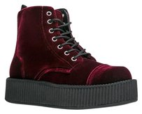 T.U.K Red Boots