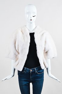 Tuleh Cream Mink Fur Coat