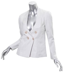 Twenty8Twelve Womens Textured White Jacket