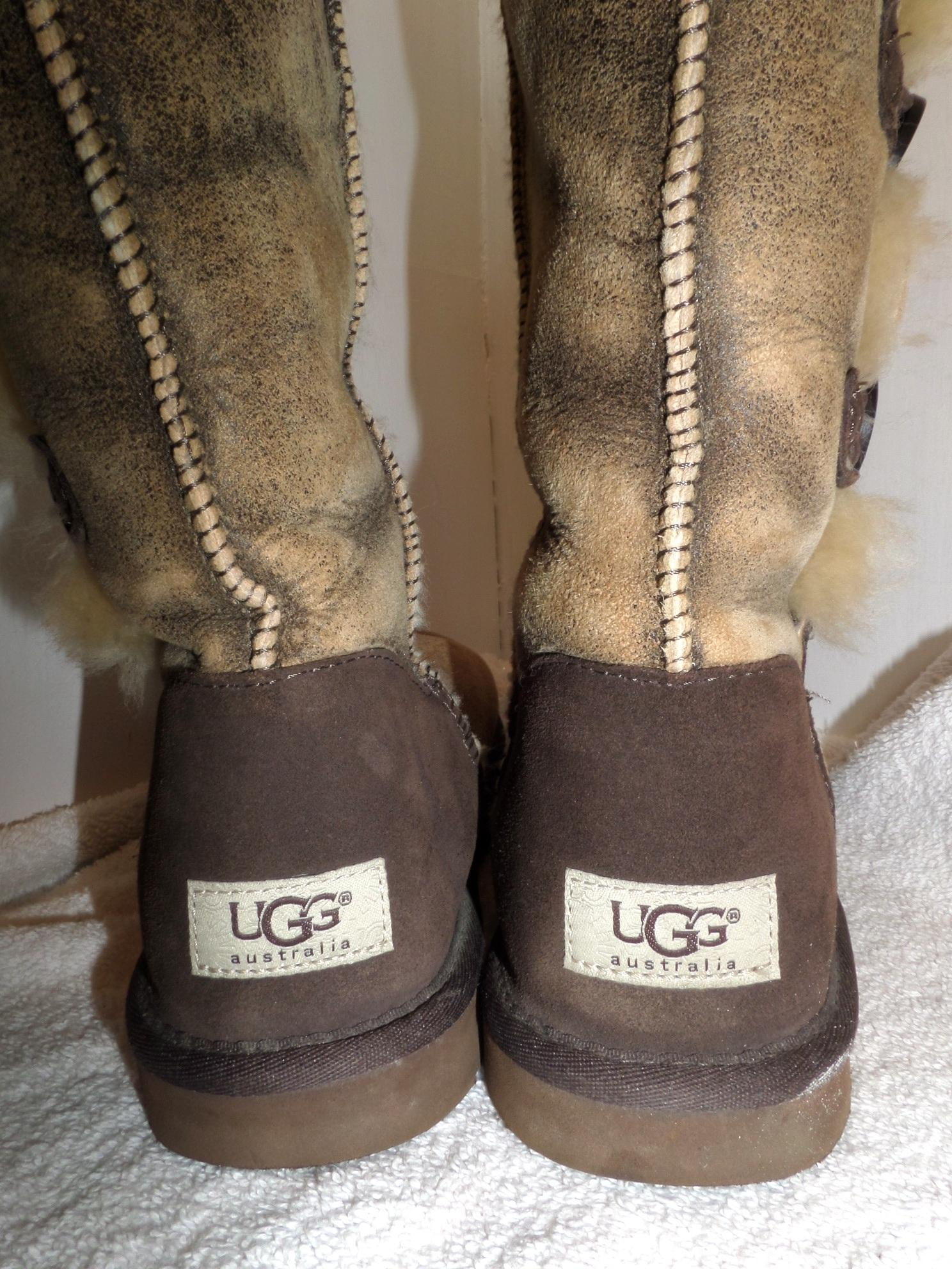 1b3cd9b758a germany ugg bailey button triplet tall boots jobs ab38c 884ca