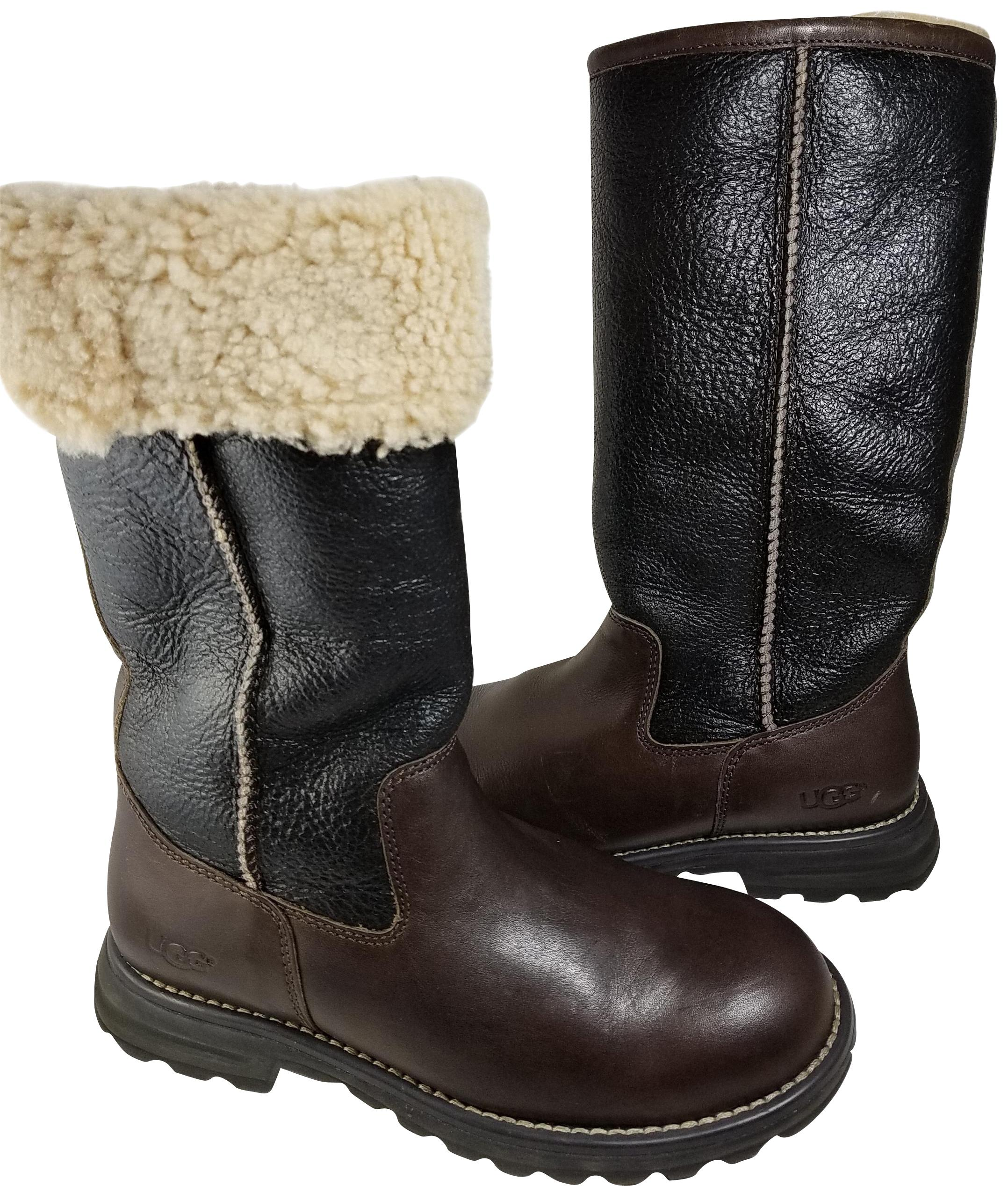 b9f4b20ae35 reduced ugg brooks tall 5490 womens boots 6e815 c4025