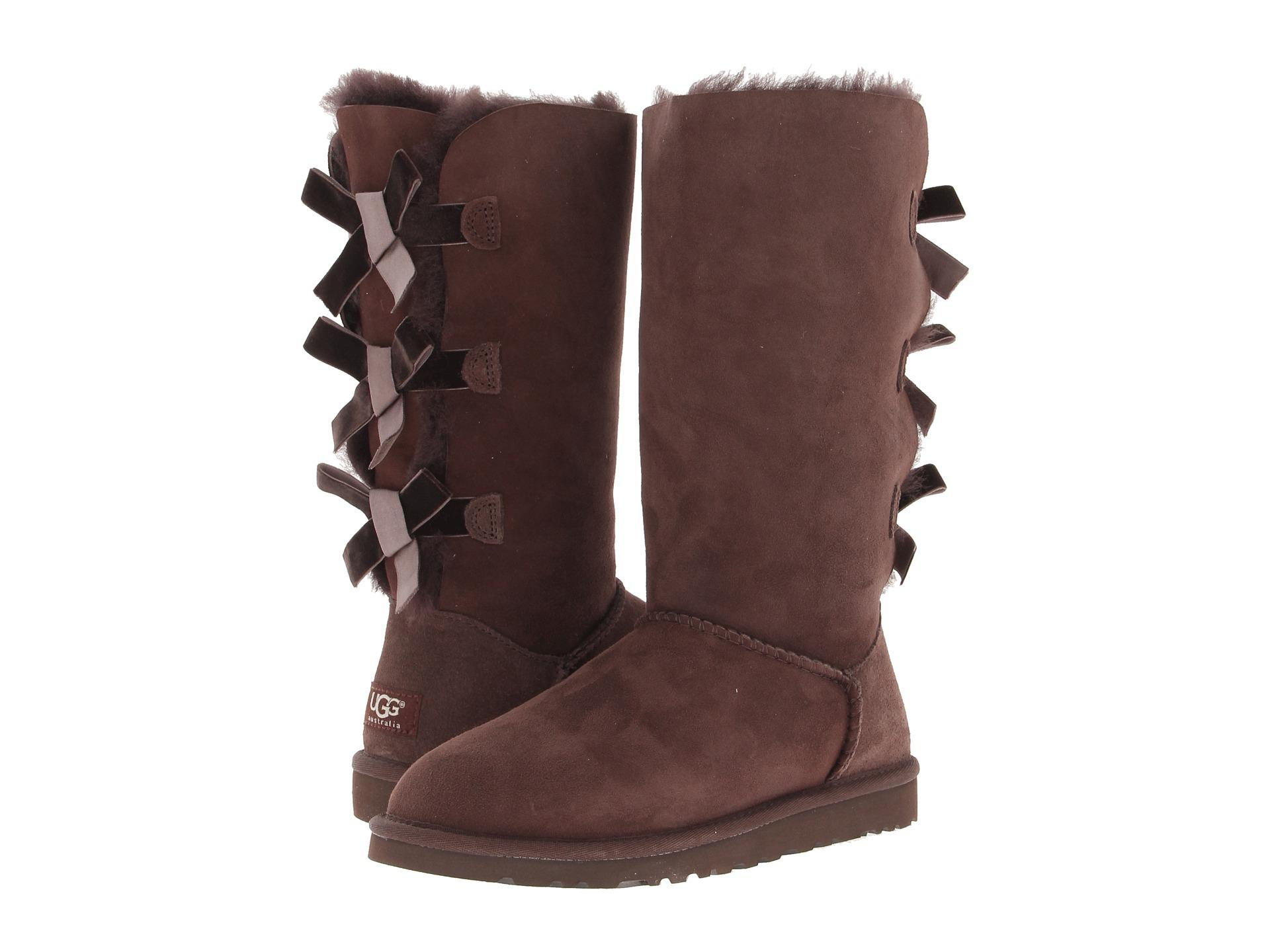 UGG Australia Chocolate Brown Boots ...