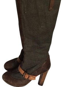 UGG Australia Leather Boot Winter Gray, Brown, Camel Boots