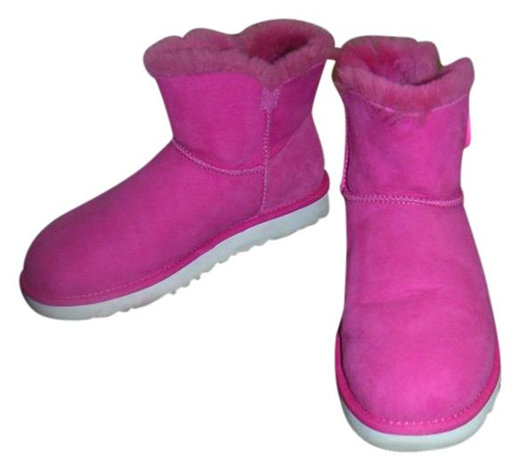 ugg australia pink boots boots booties on sale