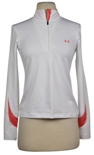 Under Armour Womens Color Block Half Zip Casual Sweater