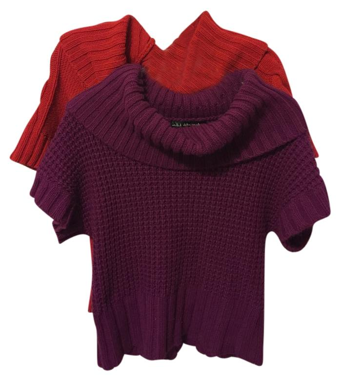 United State Sweater Red Camel