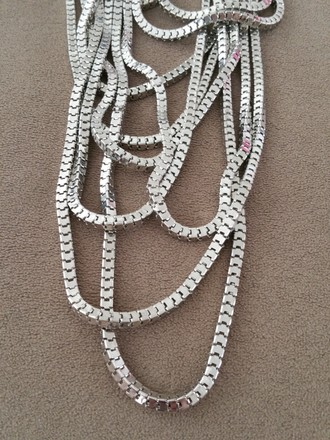 Other Drape necklace