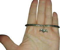 Unknown Silver Best Friends Stretch Bracelet
