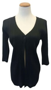 Pleats Please Top Black