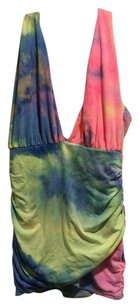 Urban Outfitters short dress Rainbow Pastel on Tradesy