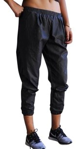 Urban Outfitters Faux Leather Vegan Leather Leather Joggers Sparkle & Fade Pants