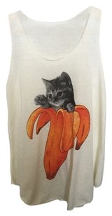 Urban Outfitters Kitten Cats Top