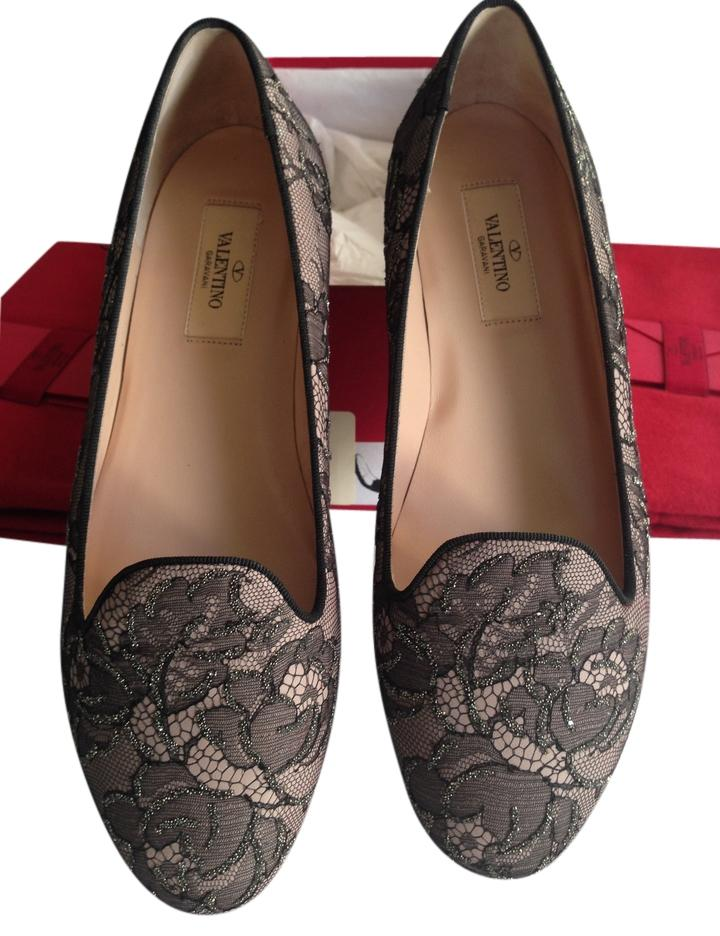 Christian Dior Lace Smoking Slippers outlet deals qOrHV