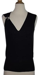Valentino Roma Spa Womens Top Black