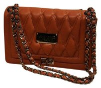 Valentino Chain Leather Quilted Classic Cross Body Bag