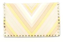 Valentino Garavani Rockstud Native Couture Womens multi-colored Clutch