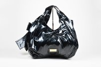 Valentino Patent Hobo Bag