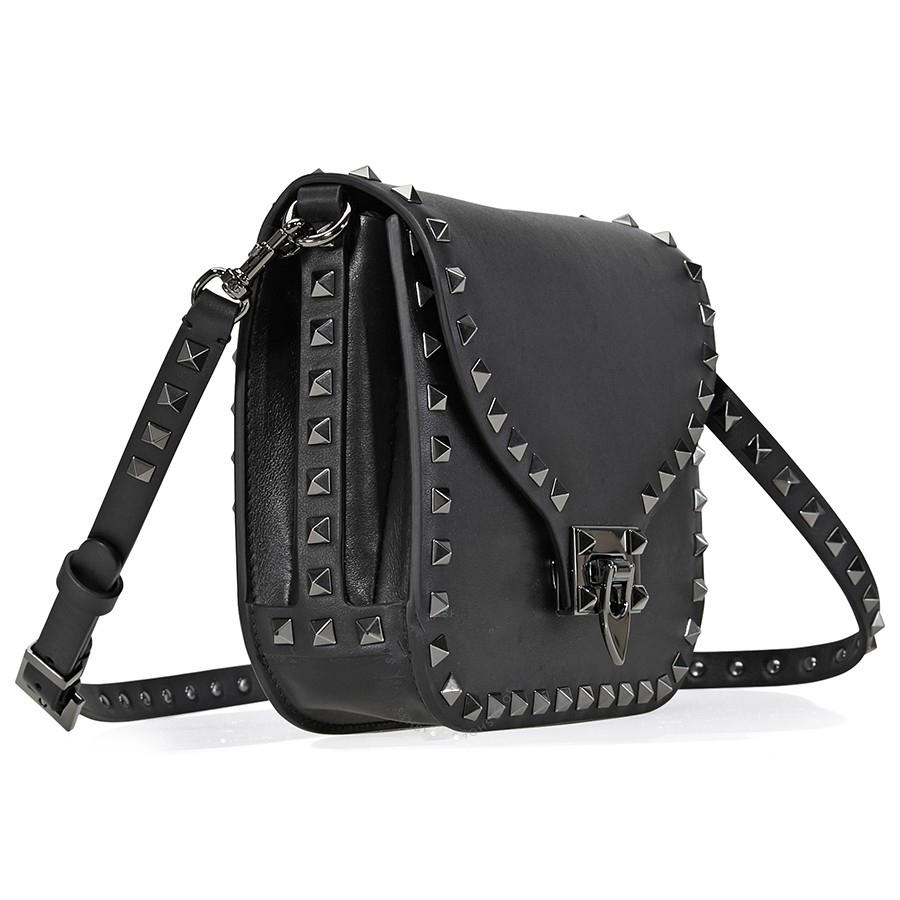 Best Place For Sale Rockstud backpack - Black Valentino Cheap Sale Looking For Cheap Affordable xAaFI