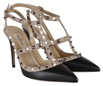 Valentino Rockstud Shoe Black Pumps