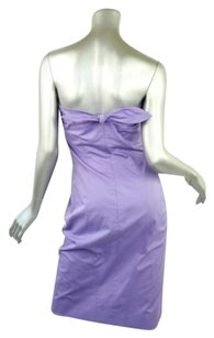 Valentino Roma Womens Purple Dress