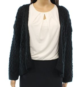 Valette Acrylic Cardigan Long Sleeve Sweater