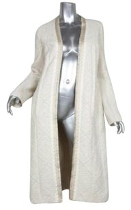 Vanessa Bruno Womens Manteau Maxi Open Jacket 364 Coat