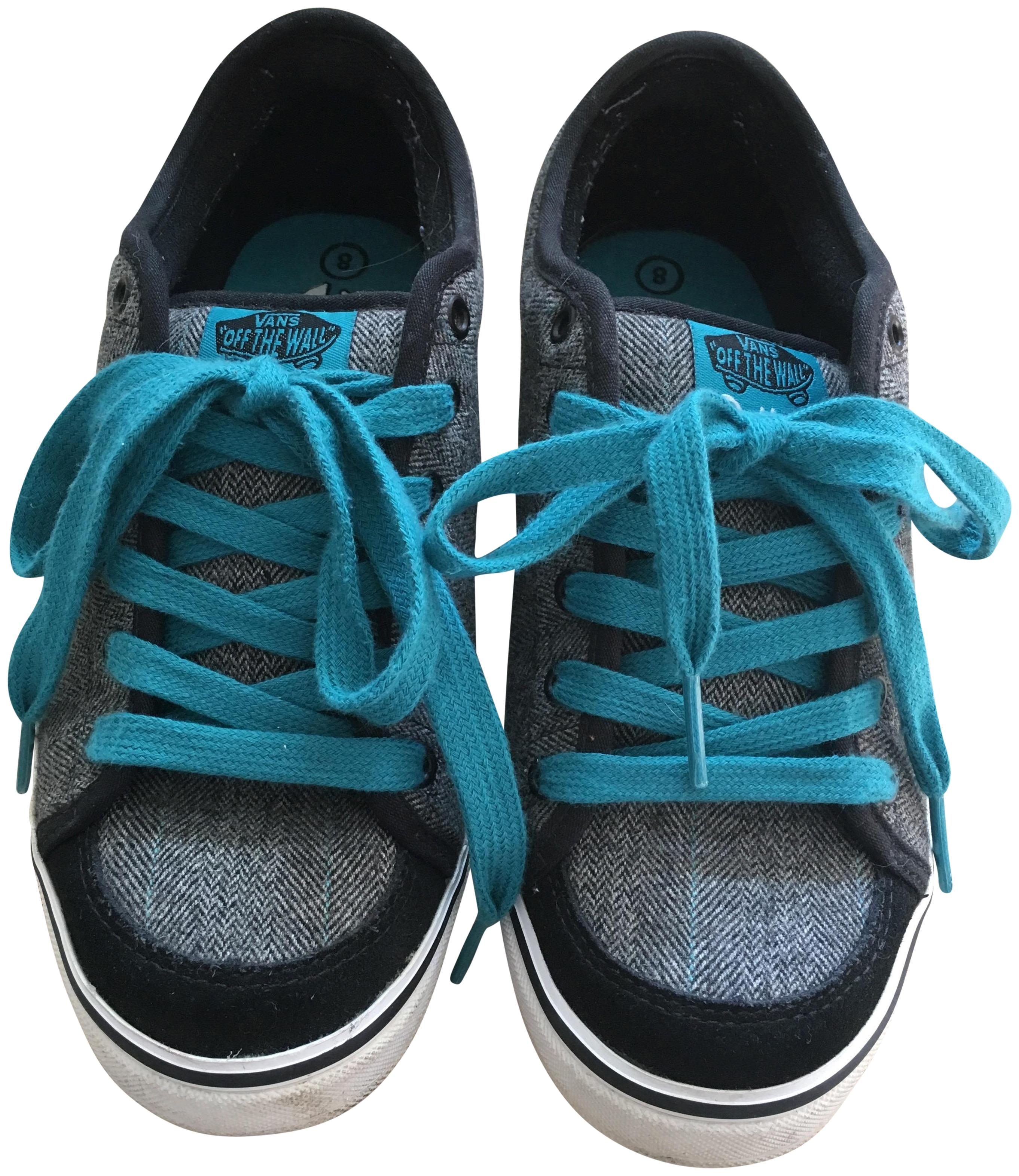 3694ce6e0a9e1f Womens black vans shoes up to off at tradesy jpg 831x960 Teal grey vans