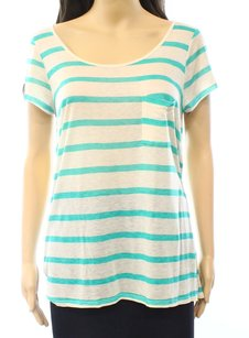 Velvet by Graham & Spencer New With Defects Rayon Short-sleeve 3220-1136 Top