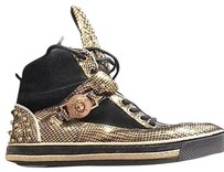 Versace Face BLACK AND GOLD Athletic